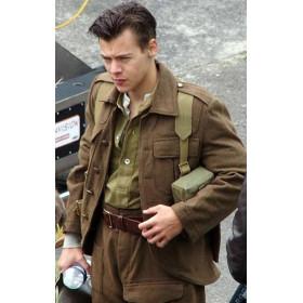 Dunkirk Harry Styles (Alex) Brown Jacket