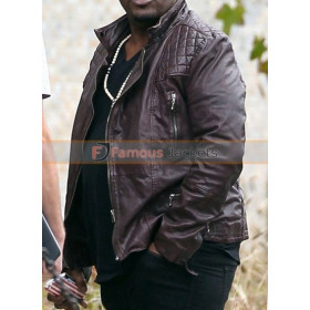 American Idol Randy Jackson Leather Jacket