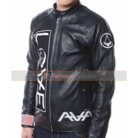 Tom Delonge Angels And Airwaves Love Leather Jacket