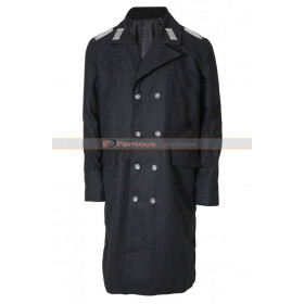 Atomic Blonde David Percival Wool Coat