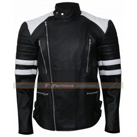Bryan Cranston The Infiltrator Biker Leather Jacket