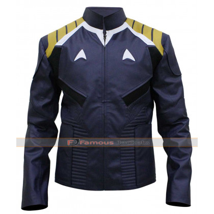 Chris Pine Star Trek Beyond Kirk Jacket Costume