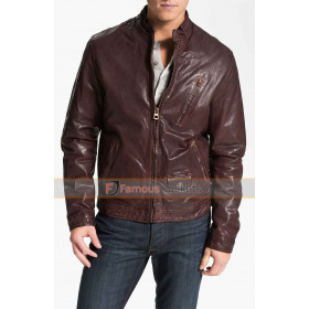 Don Jon Joseph Gordon-levitt (Juan) Leather Jacket