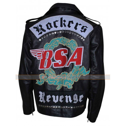 BSA Faith George Michael Rockers Revenge Jacket