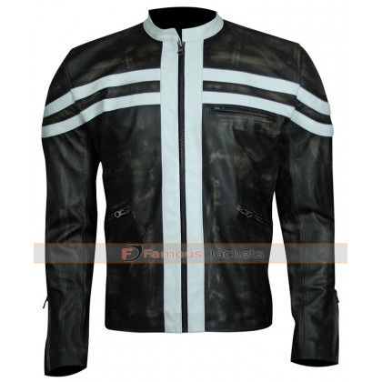 Fastlane Peter Facinelli Leather Jacket