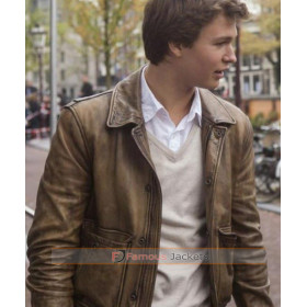 The Fault in Our Stars Ansel Elgort (Augustus Waters) Jacket