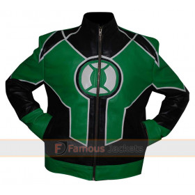 Ryan Reynolds Green Lantern Cosplay Costume Jacket