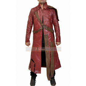 Guardians of the Galaxy Chris Pratt (Star Lord / Peter Quill) Coat