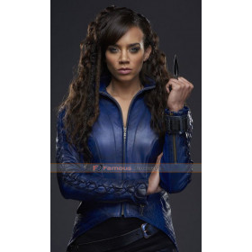 Dutch Killjoys Hannah John-Kamen Blue Jacket