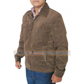 Harry Potter and the Deathly Hallows Part 2 Brown Jacket