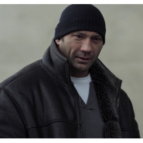 House of the Rising Sun Dave Bautista Leather Jacket