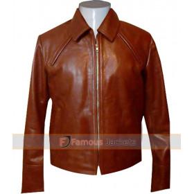 Arthur Inception Joseph Gordon-levitt Leather Jacket