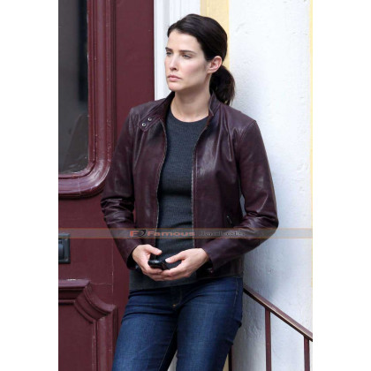 Jack Reacher Never Go Back Danika (Cobie Smulders) Jacket