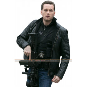 Chicago P.D Jay Halstead Jesse Lee Soffer Leather Jacket