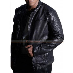 Kingdom Come Loyiso Bala Music Artist Leather Jacket