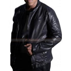 Kingdom Come Loyiso Bala Music Artist Leather Jacket