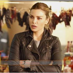 Lucifer Lauren German Leather Jacket