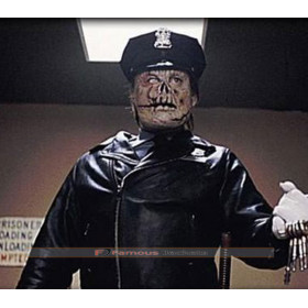 Maniac Cop 2 Robert Z'Dar (Matt Cordell) Leather Jacket