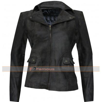 Rachel Mcadams True Detective Leather Jacket