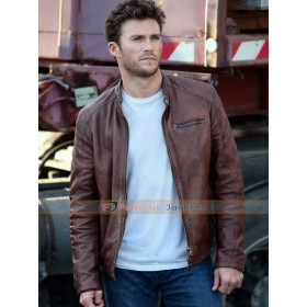 Scott Eastwood Fate of the Furious 8 Jacket