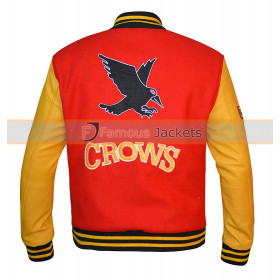 Smallville Crows Varsity Letterman Jacket For Sale