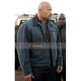 Snitch Dwayne Johnson (John Matthews) Jacket