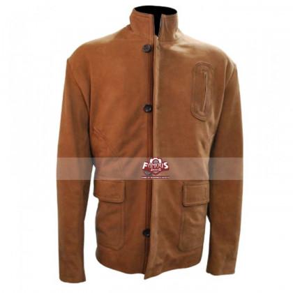 Stephen Amell Arrow (Oliver Queen) Brown Jacket