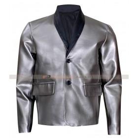 Suicide Squad Jared Leto (Joker) Silver Jacket