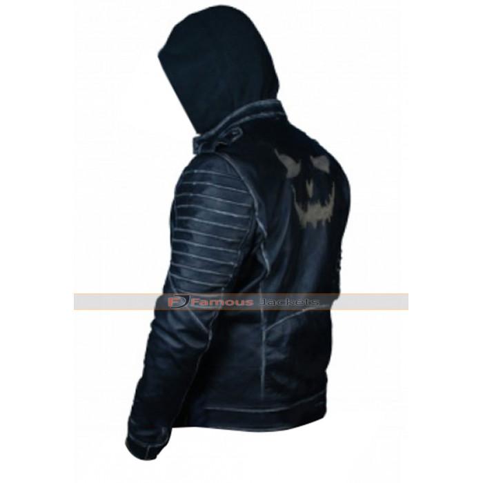 Joker leather jacket