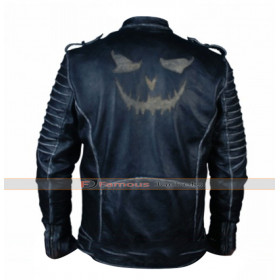 Suicide Squad The Killing Joker Leather Jacket
