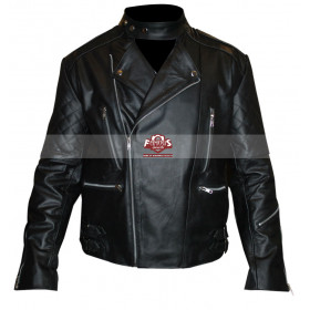 Marlon Brando The Wild One Motorcycle Jacket