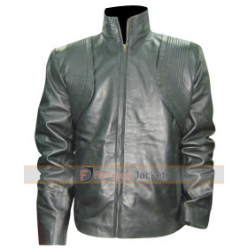 Star Trek Into Darkness Uhura Leather Jacket