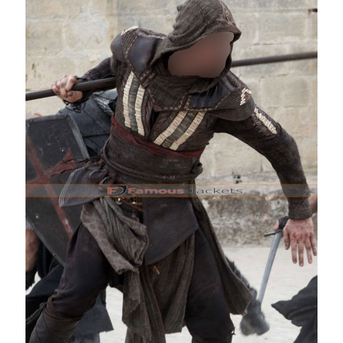 Aguilar Assassin S Creed Michael Fassbender Coat Costume