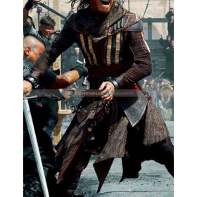 Aguilar Assassin's Creed Michael Fassbender Coat Costume