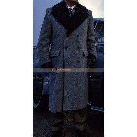Bridge of Spies Tom Hanks (James Donovan) Fur Collar Coat