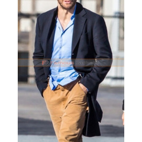 Demolition Jake Gyllenhaal (Davis Mitchell) Black Coat