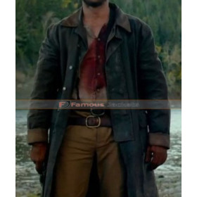 Diablo 2015 Scott Eastwood (Jackson) Trench Coat
