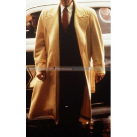 Dick Tracy Warren Beatty Yellow Trench Coat