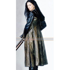 Farscape Claudia Black (Aeryn Sun) Leather Coat