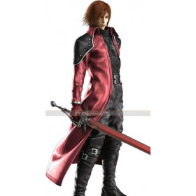 Final Fantasy Genesis Rhapsodos Trench Leather Coat