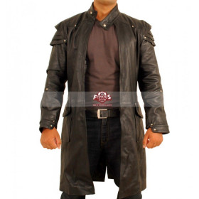 Hansel and Gretel Witch Hunters Jeremy Renner Trench Coat Costume