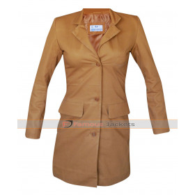Hell on Wheels (Dominique McElligott) Lily Bell Jacket Coat
