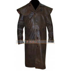 Replica Hellboy Ron Perlman Trench Coat