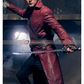 Into the Badlands Daniel Wu (Sunny) Trench Leather Coat