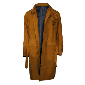 Rick Deckard Blade Runner Trench Coat