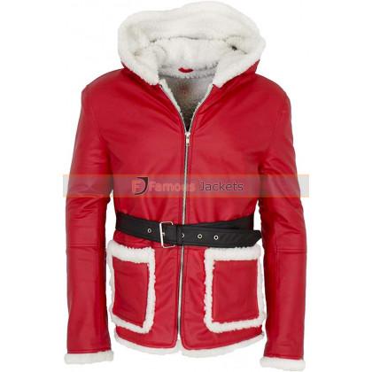 Men's Christmas Outfits Santa Claus Jacket