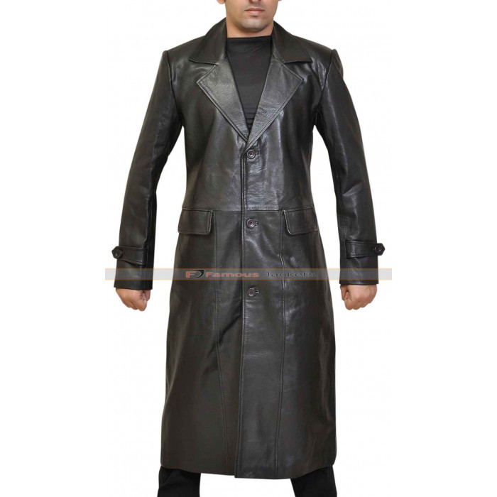 110a9915c Smallville Season 9 Clark Kent (Tom Welling) Trench Coat