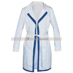 The Intern Anne Hathaway (Jules Ostin) White Coat