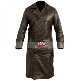 Replica Total Recall Colin Farrell (Douglas Quaid) Black Jacket Coat