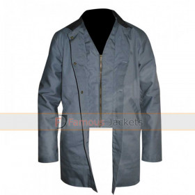 Walking Dead S5 Governor (David Morrissey) Trench Coat